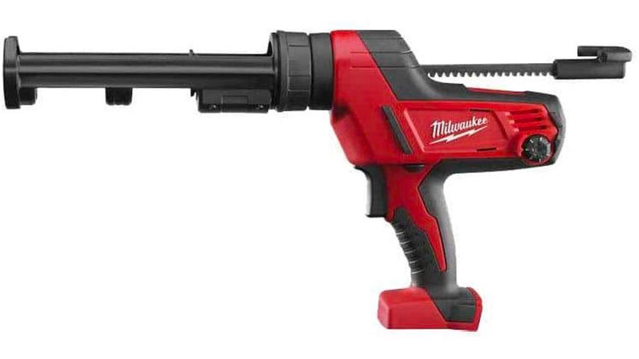 Test complet : Pistolet à colle sans fil Milwaukee C18 PCG 310C-0B
