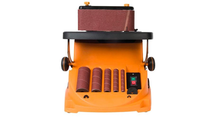Ponceuse à bande et à cylindre oscillant TSPS T450 Triton prix pas cher