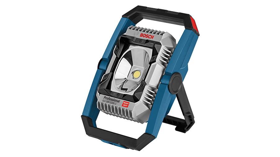 prix avis projecteur GLI 18 V 2200 C Professional Bosch pas cher promotion