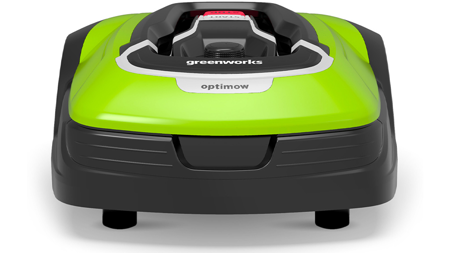 Test complet : Robot tondeuse greenworks Optimow 10