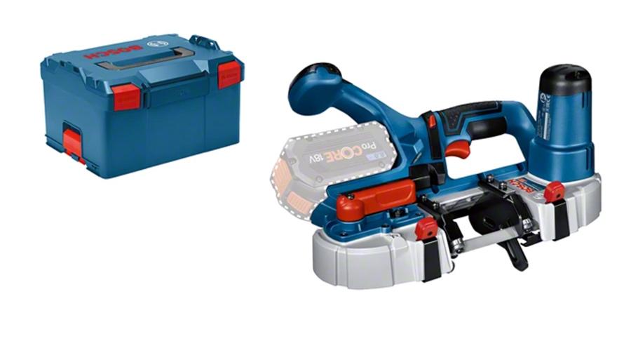 Scie à ruban sans fil 18V Bosch Professional GCB 18V-63