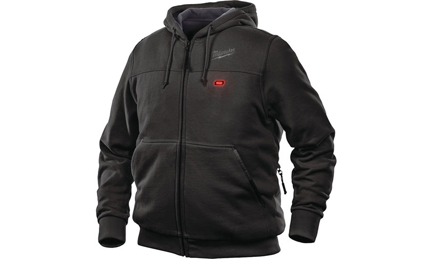 Test complet : Sweat chauffant Milwaukee M12 HH BL3