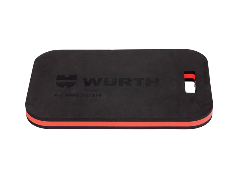 Tapis de protection des genoux Würth