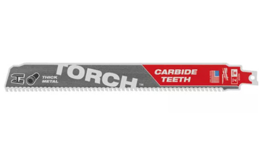 Lame scie sabre Milwaukee TCT TORCH 300 mm 480052033