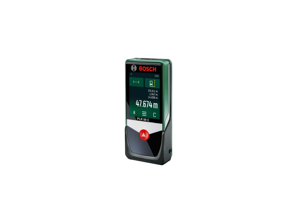Test avis et prix t l m tre laser bosch plr 50 c zone outillage - Metre laser bosch ...
