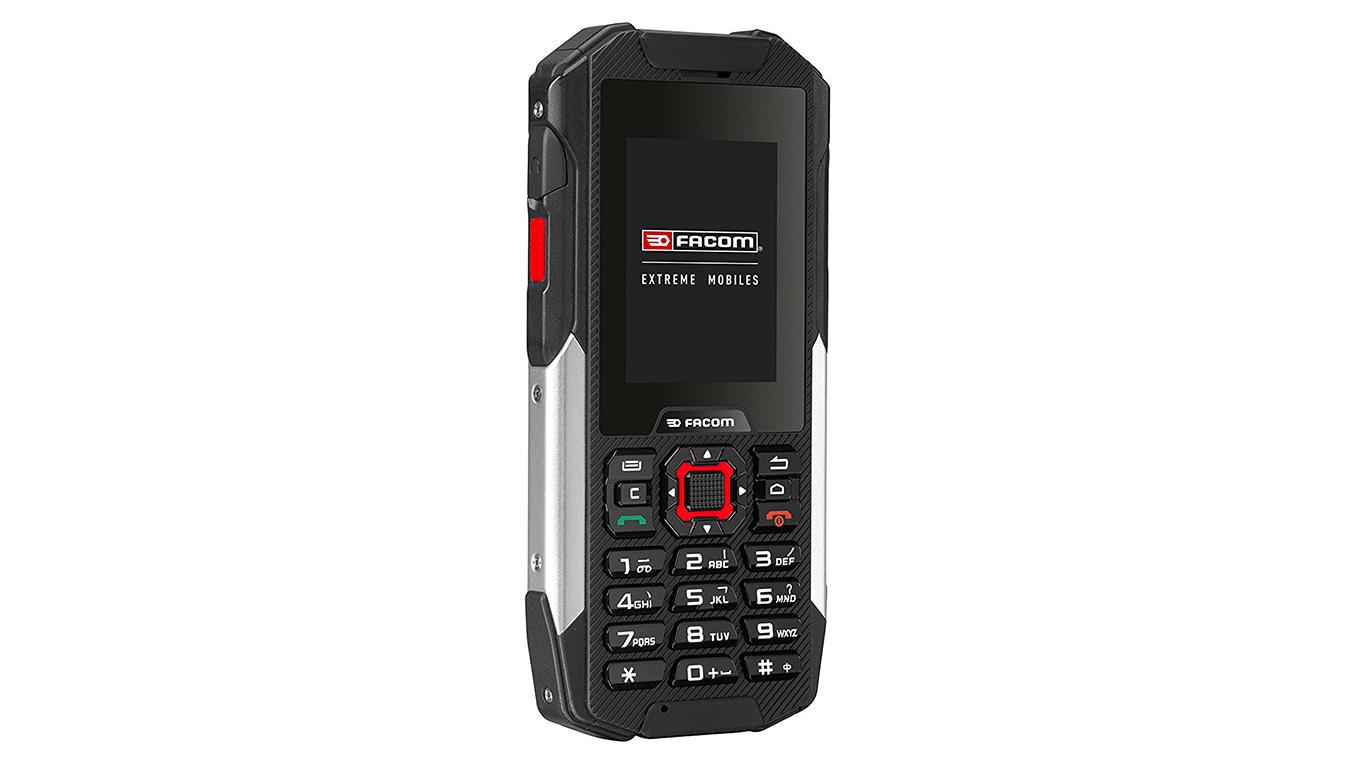 Téléphone Facom F200 Smartphone durci débloqué 3G/WiFi