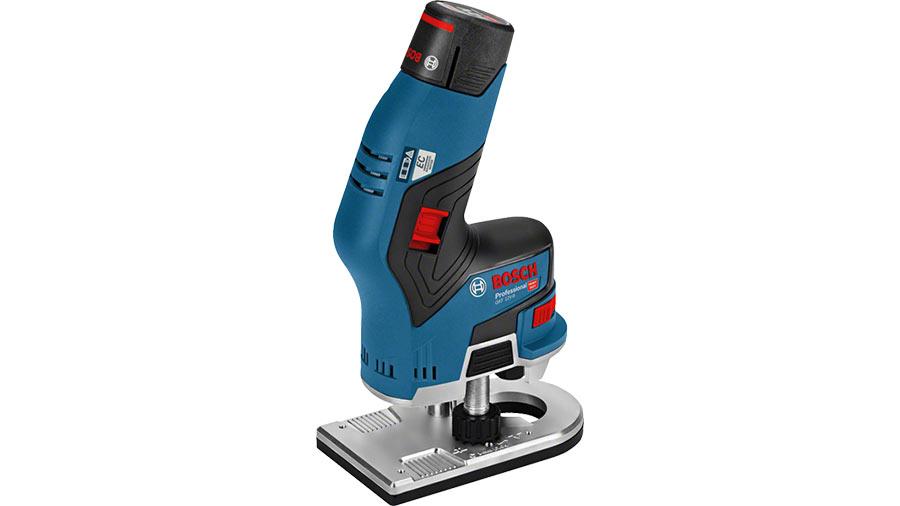 test et avis affleureuse sans fil GKF 12V-8 Bosch professional 06016B0000