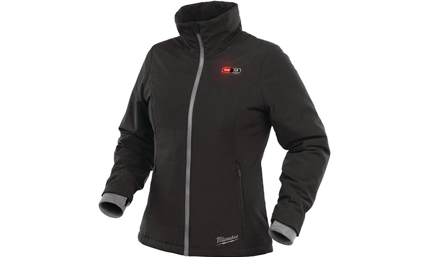 Test complet : Veste chauffante Milwaukee M12 HJ LADIES2