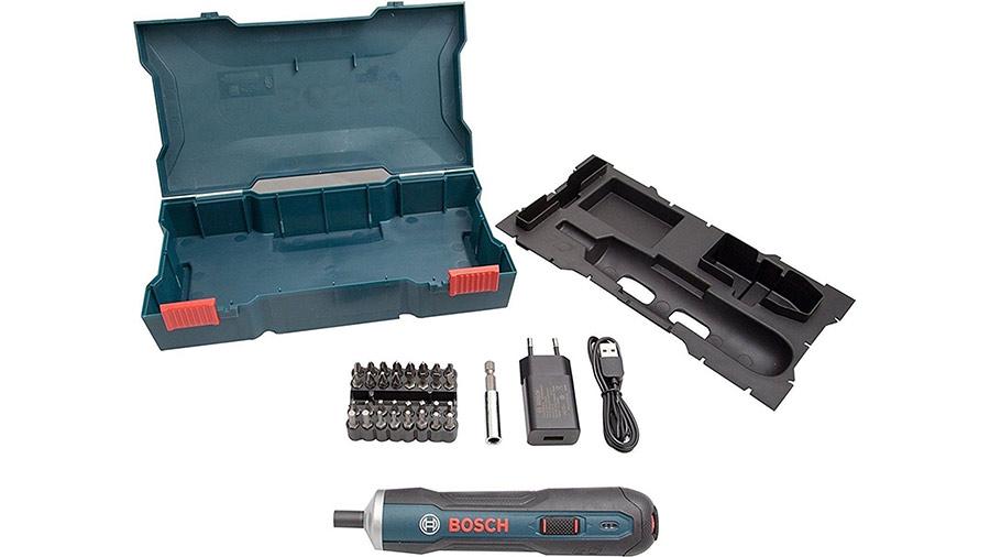 avis et prix tournevis GO 3.6 V Smart Bosch promotion pas cher