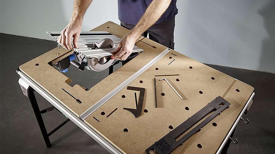 test avis et prix tabli pliant wolfcraft master cut 2500 6 en 1 pour travaux d 39 am nagement. Black Bedroom Furniture Sets. Home Design Ideas