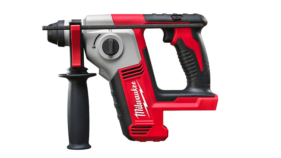 Test complet : Perforateur sans fil SDS+ Milwaukee M18 BH-0X