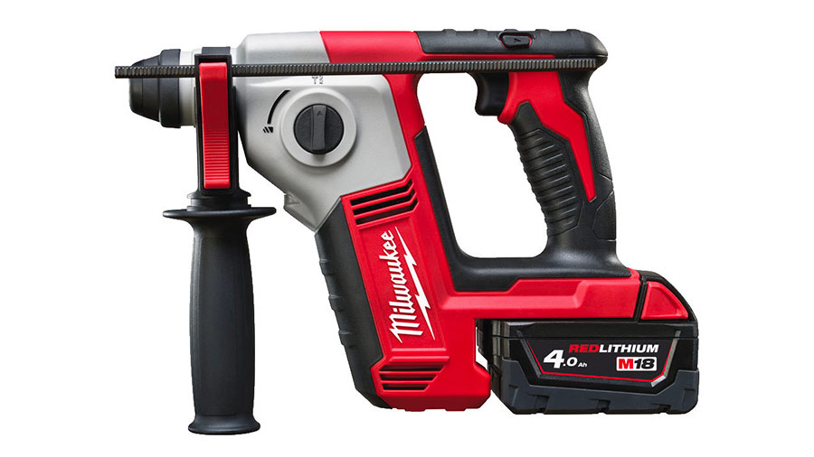 Test complet : Perforateur sans fil SDS+ Milwaukee M18 BH-402C
