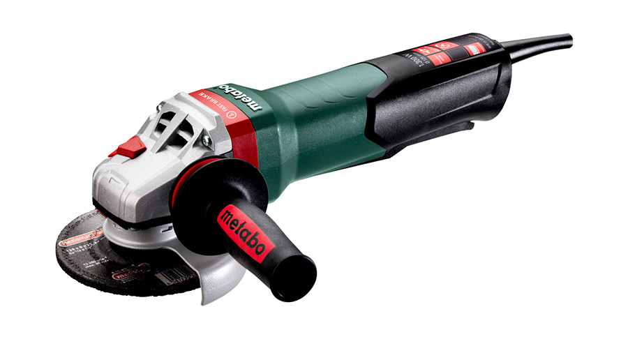 Test complet : Meuleuse angulaire filaire Metabo WPB 13-125 Quick 603631000