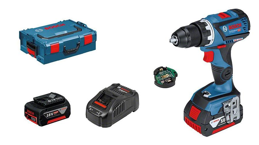 test et avis Perceuse-visseuse sans-fil Bosch GSR 18V-60 C 06019G1101