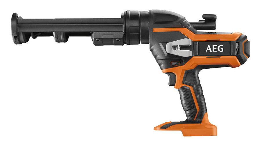 Test complet : Pistolet à mastic AEG BKP18C-310-0
