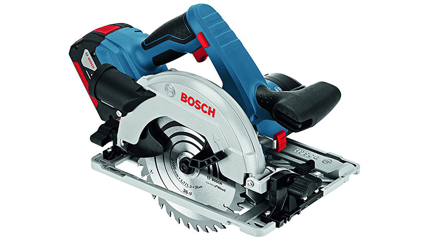 Test et avis Scie circulaire GKS 18V-57 G Bosch professional promotion pas cher