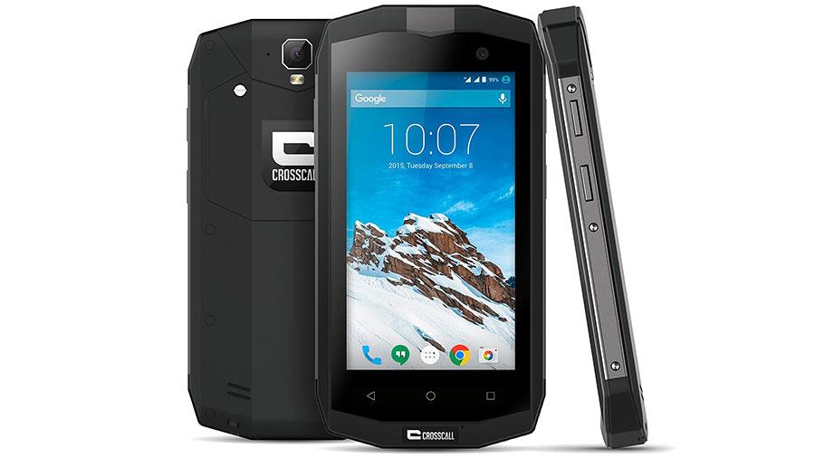 Téléphone TREKKER-M1 Core CROSSCALL prix pas cher