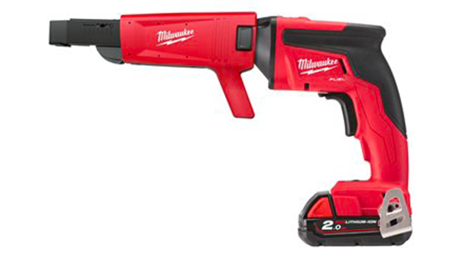 Test complet : Visseuse plaquiste sans fil Milwaukee M18 M18 FSGC-202X