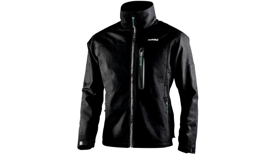 Test et avis de la veste chauffante Metabo HJA 14.4-18 noire pas cher