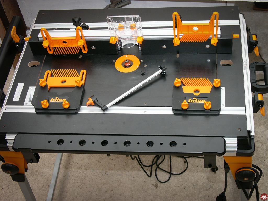 Table multifonctions Triton Workcentre TWX7 prix pas cher
