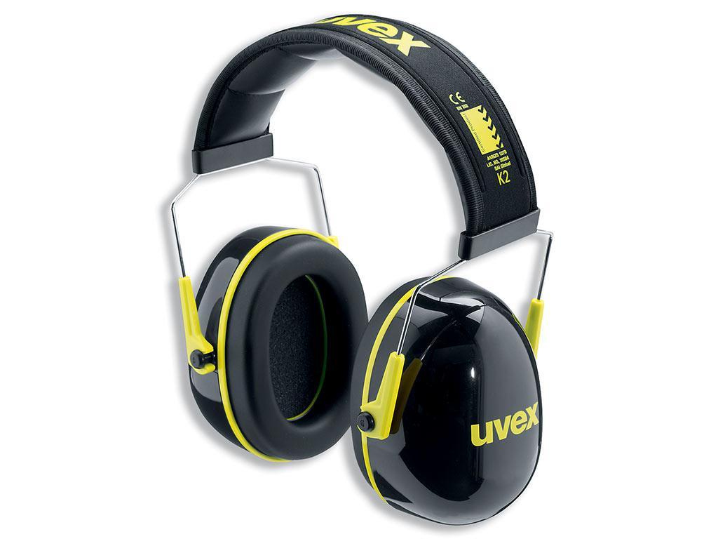 Casque anti-bruit UVEX K2