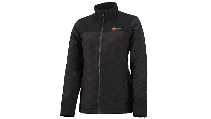 Test complet : Veste chauffante Milwaukee M12 HJP LADIES