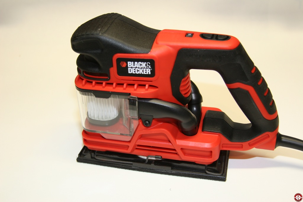 Test de la ponceuse vibrante black decker duosand ka330e zone outillage - Ponceuse vibrante black et decker ...