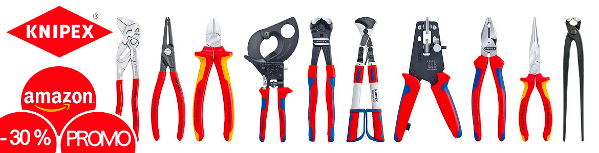 Promotions outils KNIXPEX