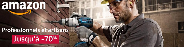Outils Bosch professionnel en promotion sur Amazon