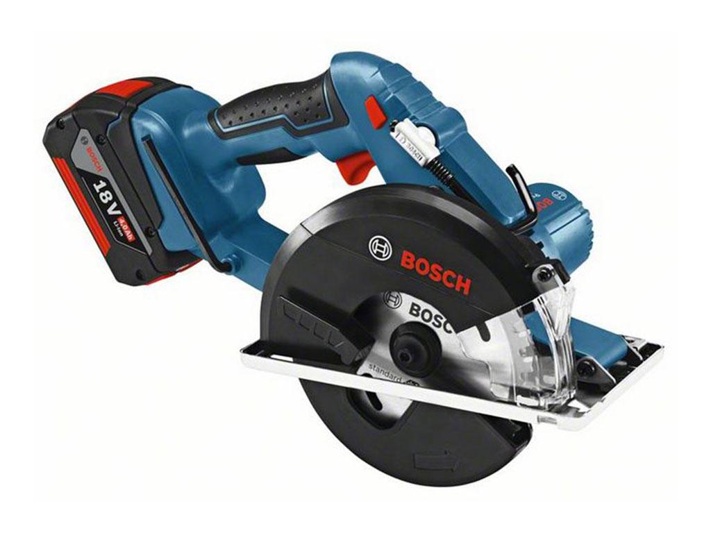 Scie circulaire métal Bosch Professional GKM 18 V-LI