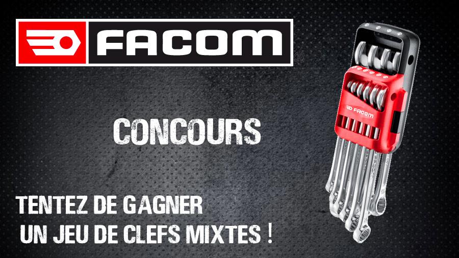 Jeu-concours FACOM