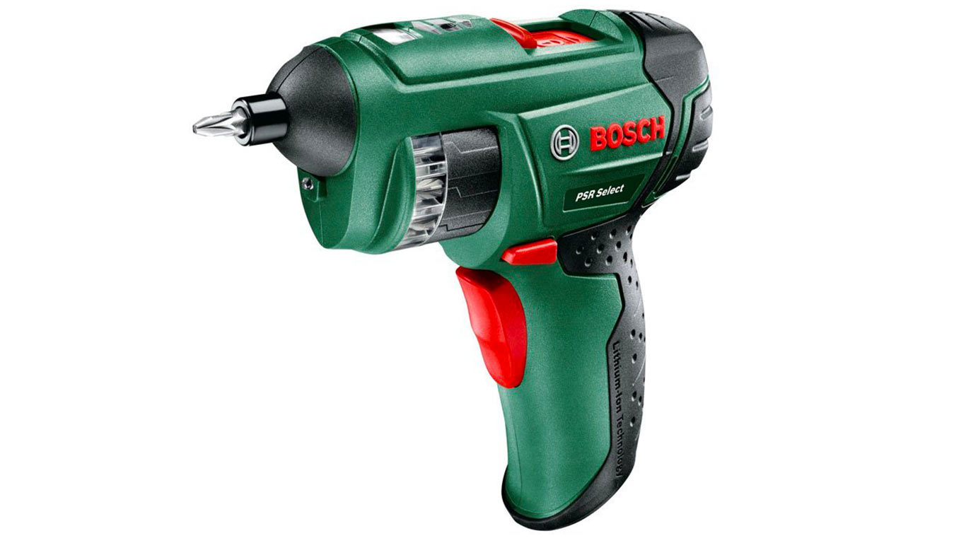Visseuse Bosch PSR SELECT