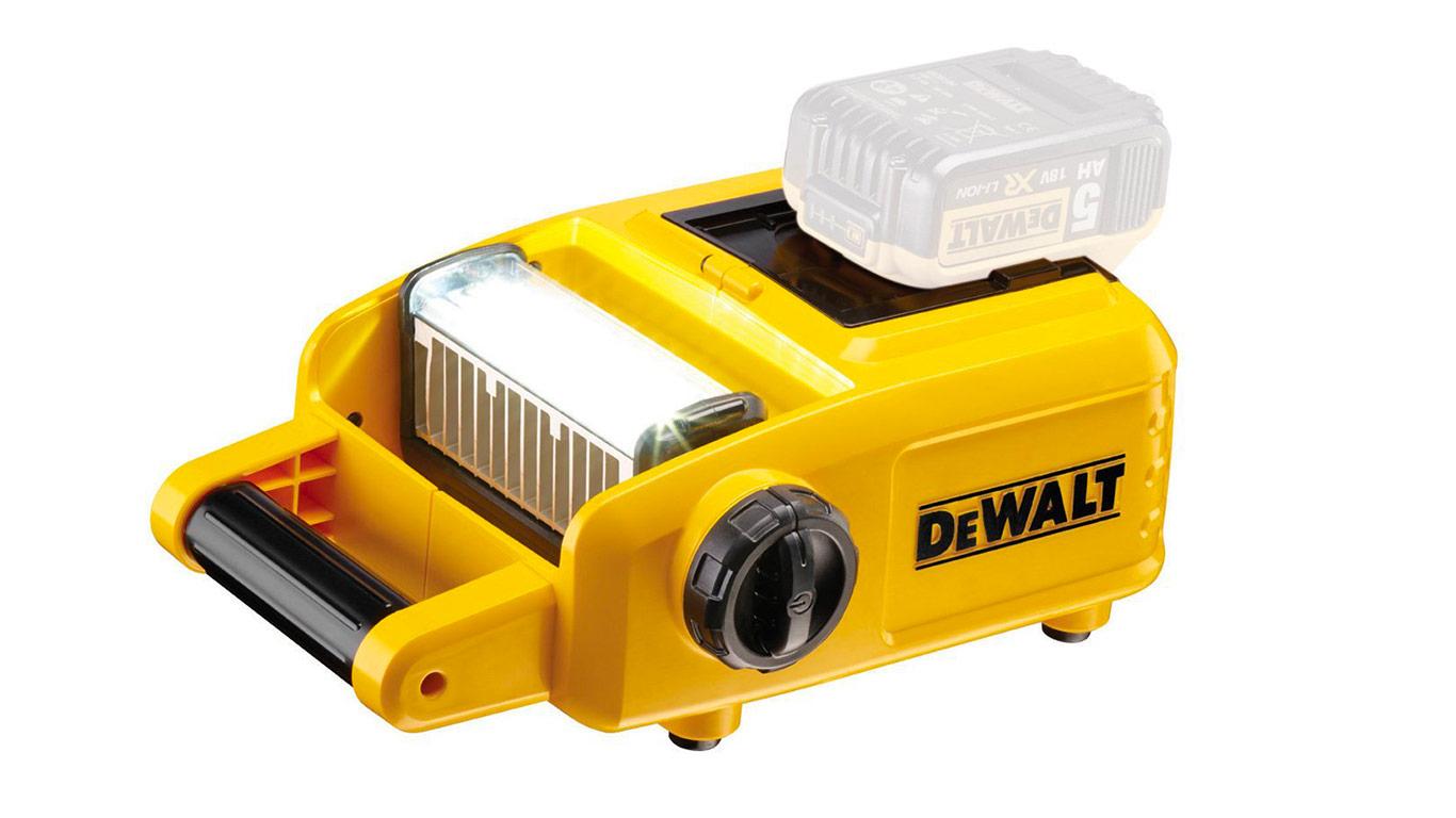 Projecteur de chantier DEWALT DCL060