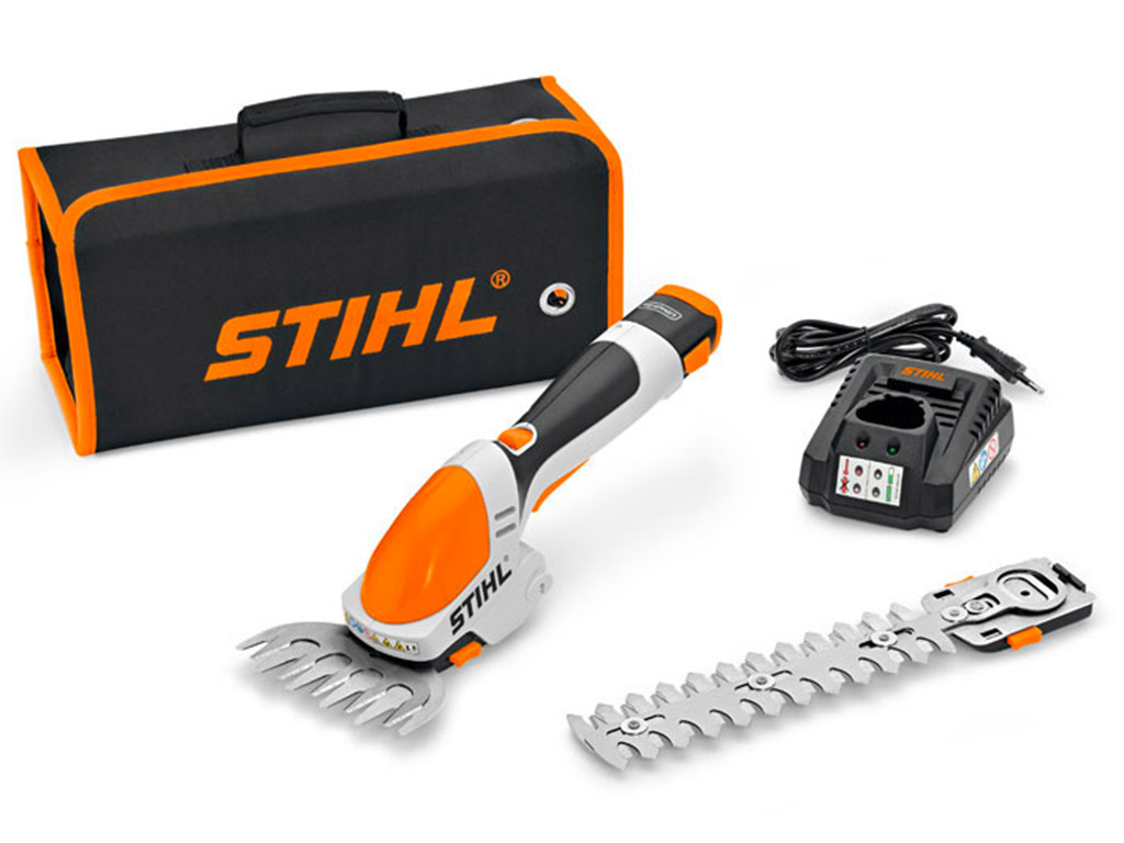 Sculpte-haies / taille-herbes STIHL HSA 25