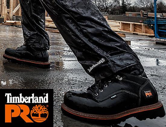 Chaussures de sécurité Timberland PRO