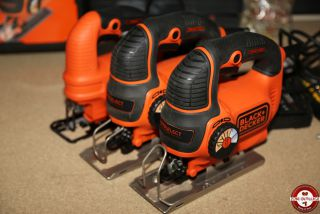 Scies sauteuse 2015 BLACK+DECKER