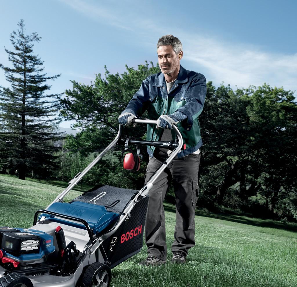 Bosch lance une gamme d\'outils jardin sans fil à destination des ...