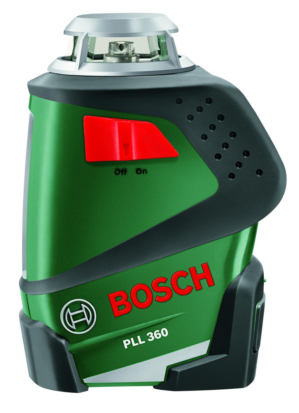 bosch présente ses nouveaux lasers lignes grand public - zone outillage