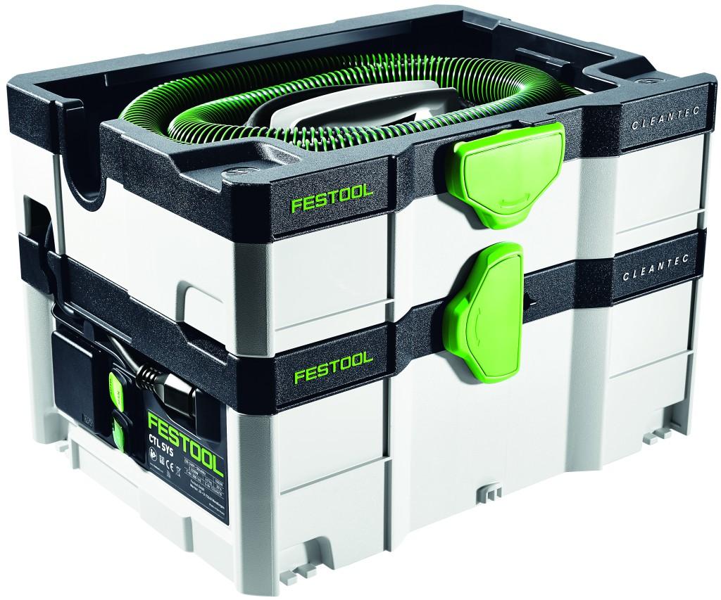 Festool a con u un nouvel aspirateur ctl sys pour toutes les situations du chantier zone outillage - Quelle puissance pour un aspirateur ...