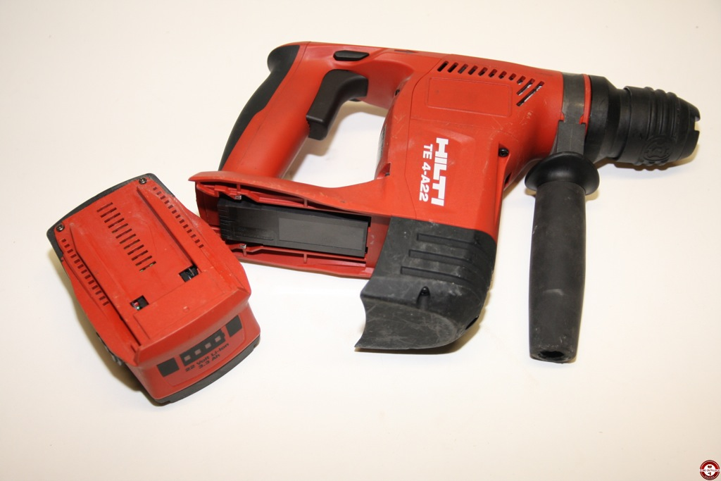 HILTI TE-INSTRUCTION MANUAL Pdf Download