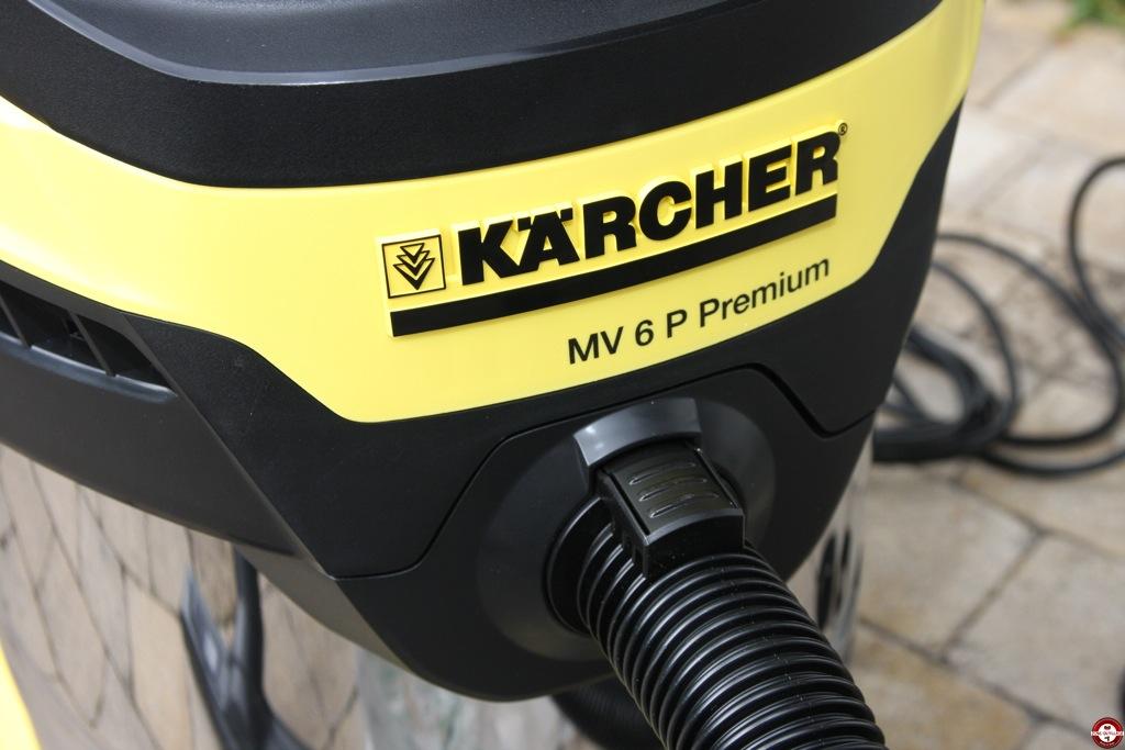 Test De Laspirateur Mv6 P Premium Kärcher Avec Un Outil