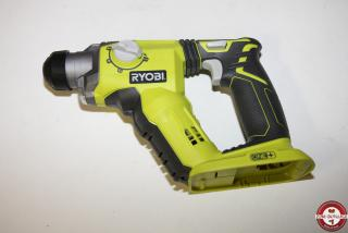 articles ryobi test complet du marteau perforateur burineur sans fil rsds