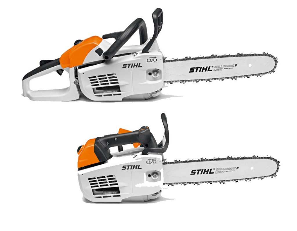 stihl lance deux nouvelles tron onneuses d lagage. Black Bedroom Furniture Sets. Home Design Ideas