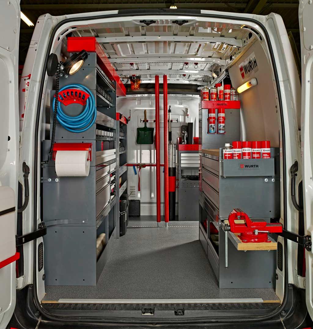 Orsymobil solution d am nagement de v hicules utilitaires for Amenagement interieur vehicule utilitaire