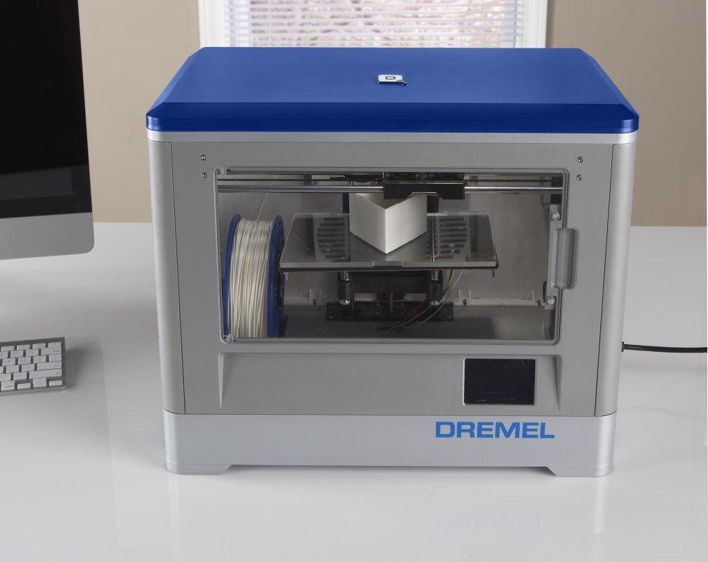 Dremel lance la premi re imprimante 3d destin e au grand - Imprimante 3d dremel ...