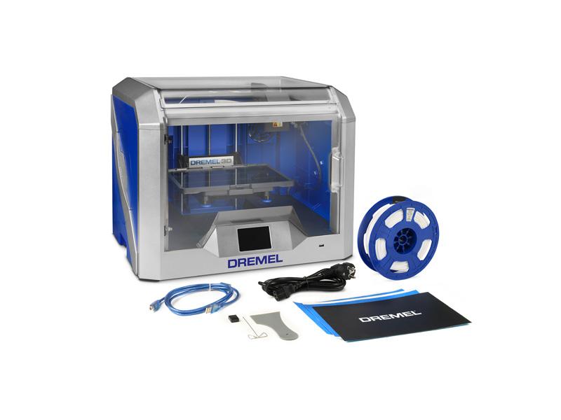 L imprimante 3d dremel idea builder 3d40 2e g n ration - Imprimante 3d dremel ...