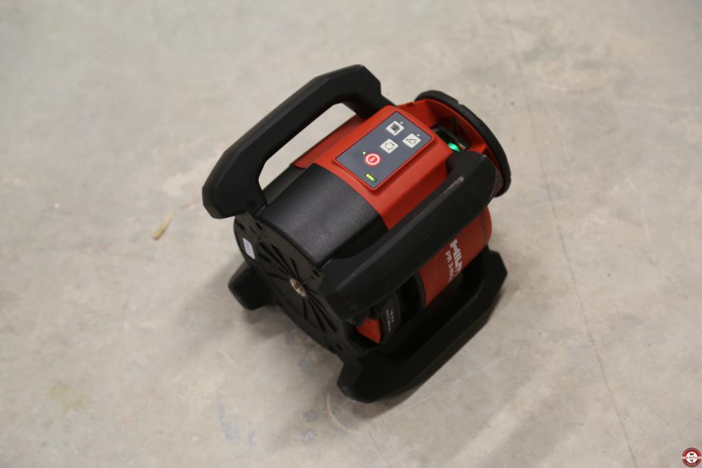 Hilti lance un laser rotatif faisceau vert pour l - Laser rotatif hilti ...