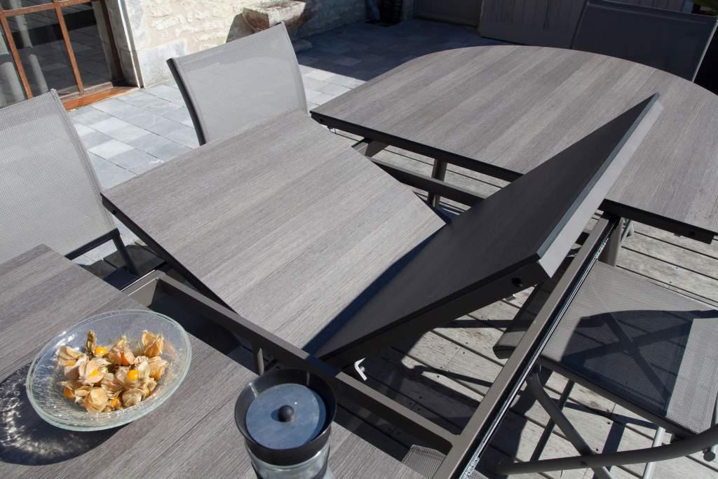 nouvelles tables avec plateaux hpl trespa oc o et proloisirs zone outillage. Black Bedroom Furniture Sets. Home Design Ideas