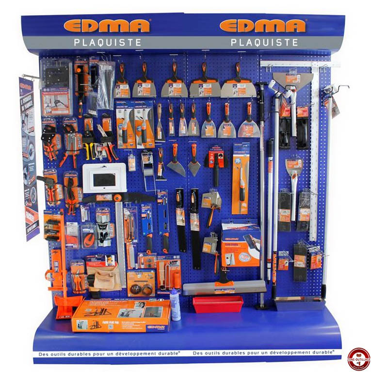 gamme d 39 outils pro plaquistes edma zone outillage. Black Bedroom Furniture Sets. Home Design Ideas