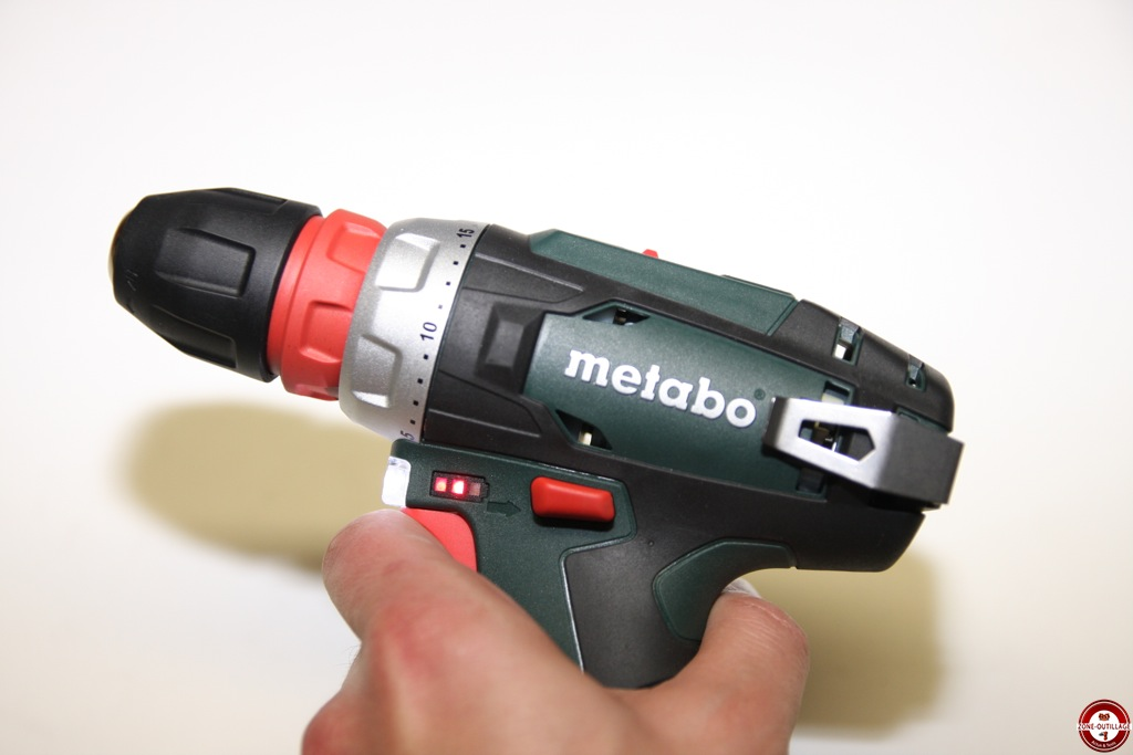 Test De La Perceuse Visseuse Powermaxx Bs Quick Pro Metabo
